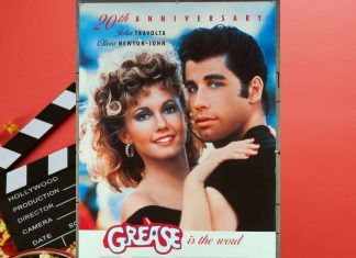 Grease Promotional Image